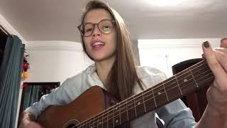 Não Te Troquei Por Ela - Paula Fernandes part. Gustavo Mioto (Thayná Bitencourt - cover)