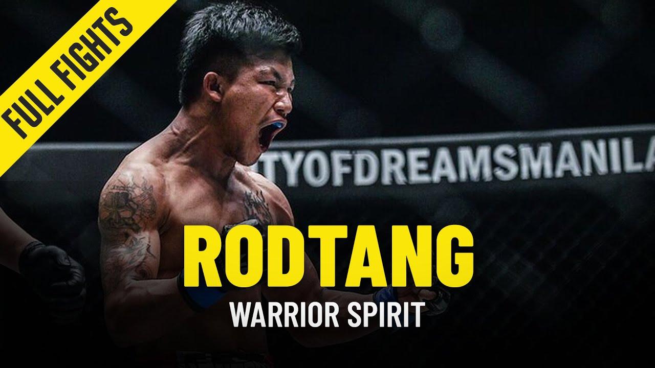 Warrior Spirit Episode 6: Rodtang Jitmuangnon | ONE Championship Special