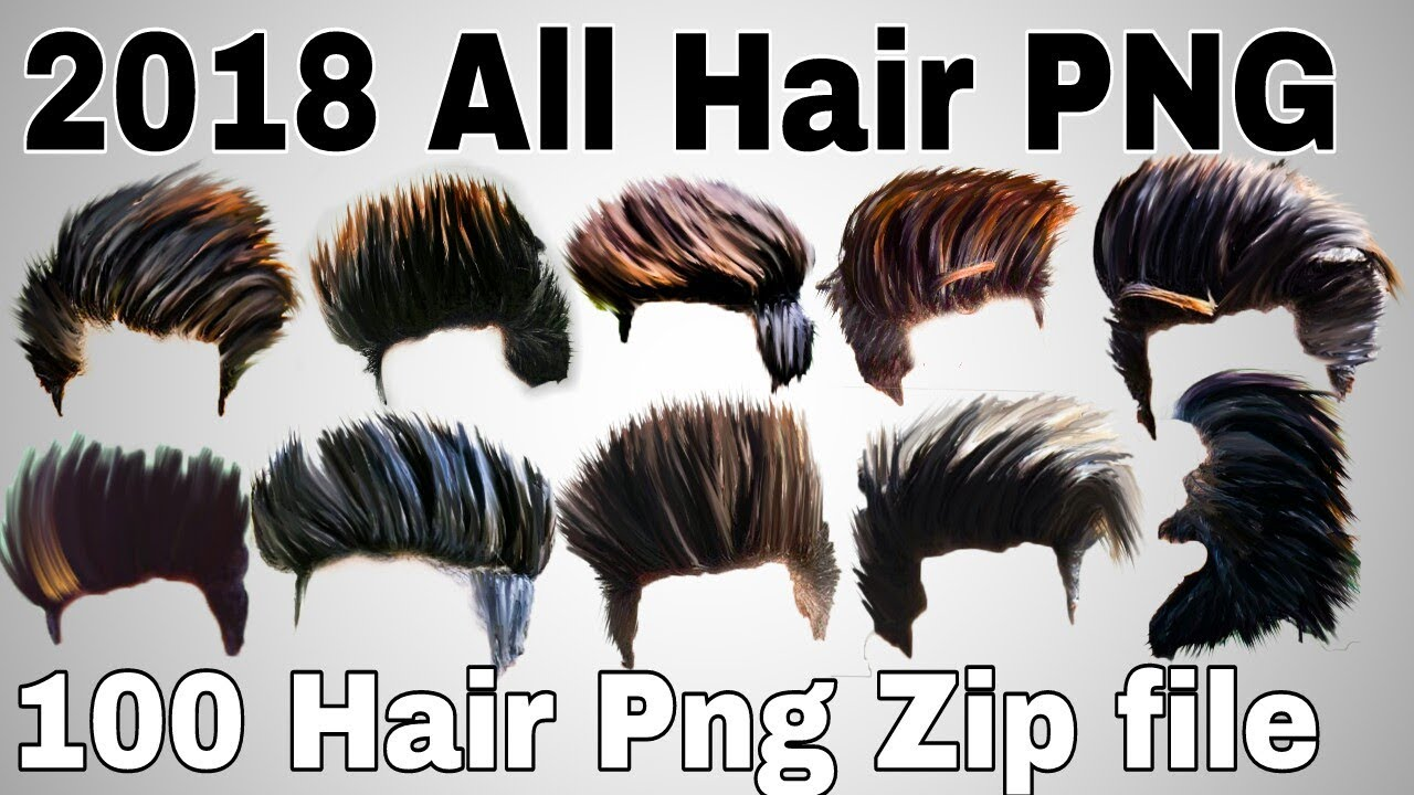 How To Download Cb Edits Hair Png 2018 100 Hair Png Zip File