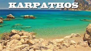 KARPATHOS - Grecia - le spiagge più belle