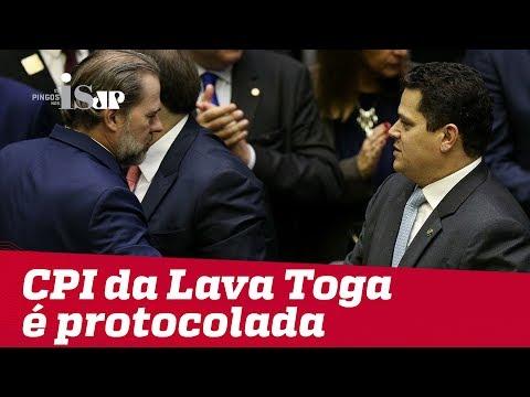 CPI da Lava Toga é protocolada no Senado