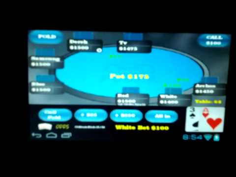 Wifi Poker on Android