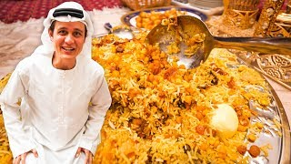 Authentic EMIRATI FOOD & Attractions in Dubai | World's Tallest Building, Burj Khalifa, UAE!