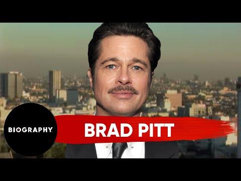 Brad Pitt - Film Actor & Producer | Mini Bio | BIO