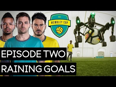 RAINING GOALS! - WEMBLEY CUP 2017 #2