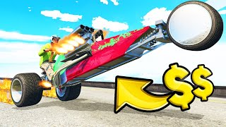 *NEW* $2,500,000 WHEELIE TRIKE! (GTA 5 DLC)