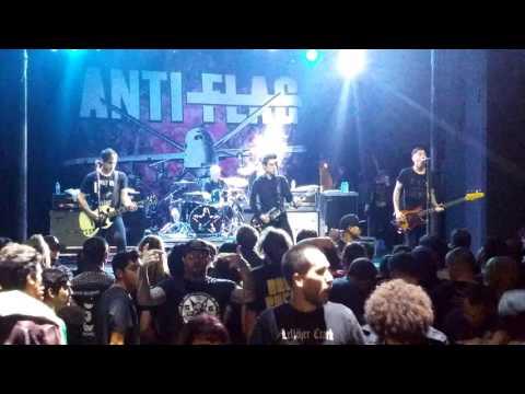 Anti Flag (American Spring Tour)