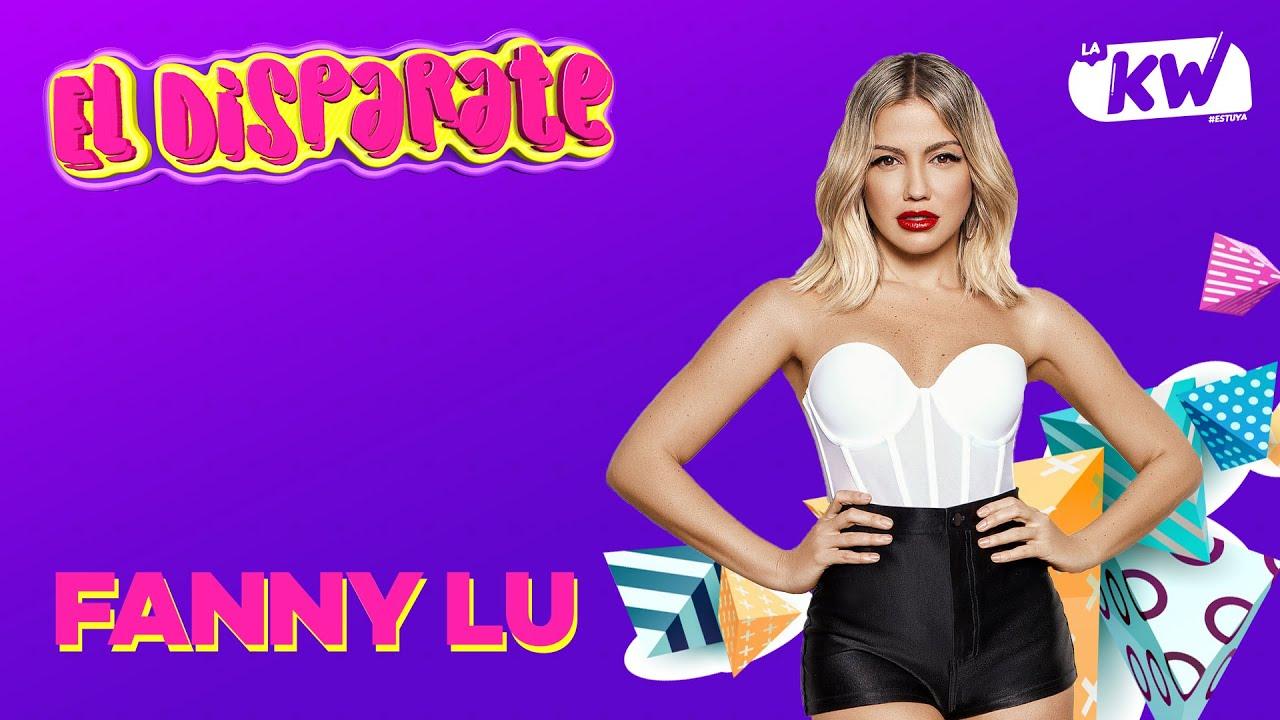El Disparate: Fanny Lu presenta su nuevo tema 'Yo Quiero Un Amor'