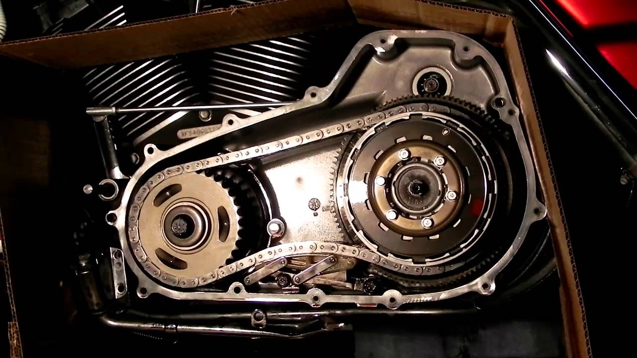 2007 and Later Harley Primary Issues - YouTube Harley Davidson Schematics And Diagrams Compensating Sprocket on