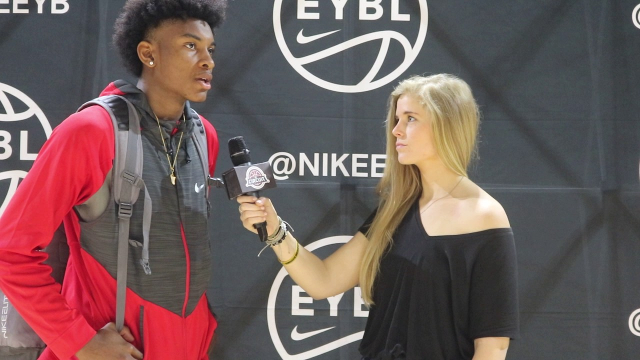 Nike EYBL Atlanta Interview with Seattle Rotary G Kevin Porter Jr
