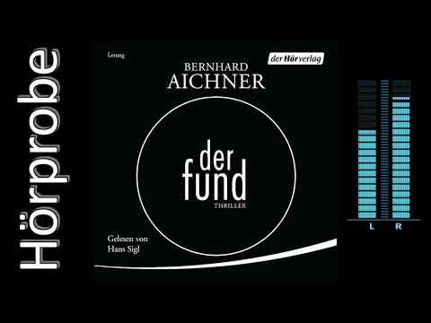 Der Fund YouTube Hörbuch Trailer auf Deutsch