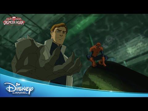 Muhteşem Örümcek-Adam - Kertenkele