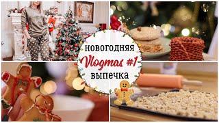 Самая вкусная выпечка на Новый Год / Медовые пряники / Василек /