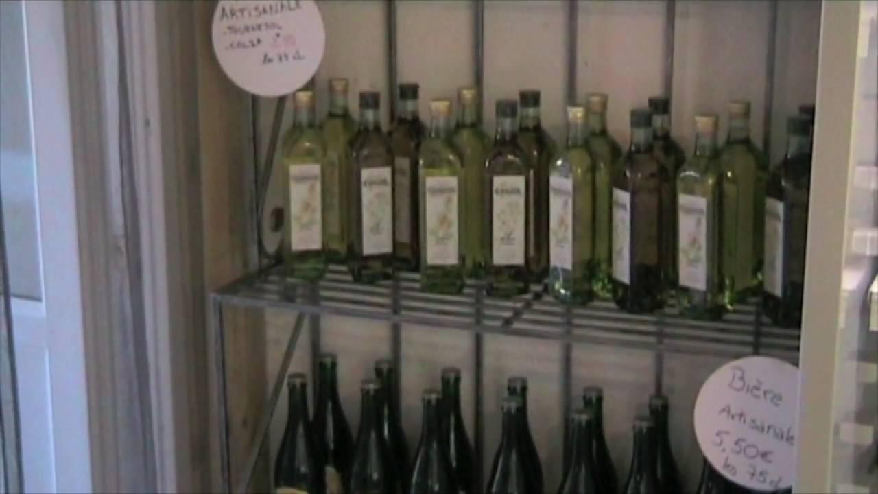 Portes Ouvertes Glace de la Ferme A u00efssey 2010 YouTube # Glace A La Ferme Bois Himont