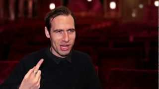 Jersey Boys London - Eugene McCoy on playing Nick Massi