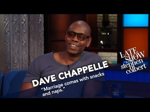 Thumbnail: Dave Chappelle Updates His 'Give Trump A Chance' Statement