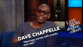 Dave Chappelle Updates His Give Trump A Chance Statement