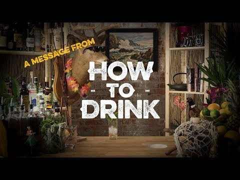 A Message from How To Drink: Tiki Time