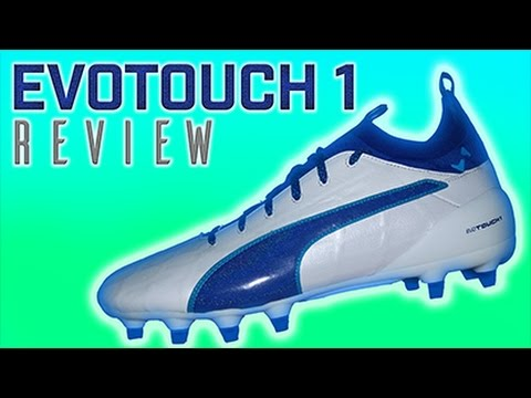 efe8d5af1 Puma Evotouch 1 White/Blue Review - YouTube