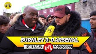 Burnley 0-0 Arsenal | It Was A Strange Decision To Drop Torreira! (DT)