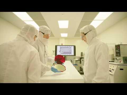RIT Microelectronic Engineering - Lisa Minwell