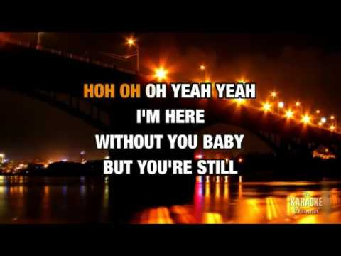 3 Doors Down   Here Without You Karaoke