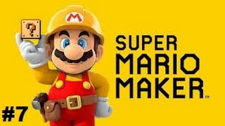 Super Mario Maker - Part 7 - Lucky Day!