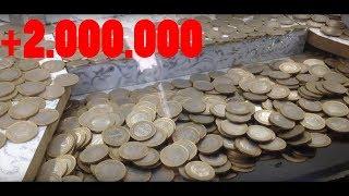 BOZUK PARA DÜŞÜRME MAKİNESİ  (+2.000.000)