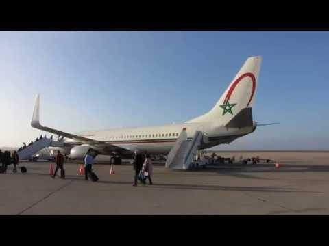 [Flight Report] ROYAL AIR MAROC | Agadir ✈ Casablanca | Boeing 737-800 | Economy