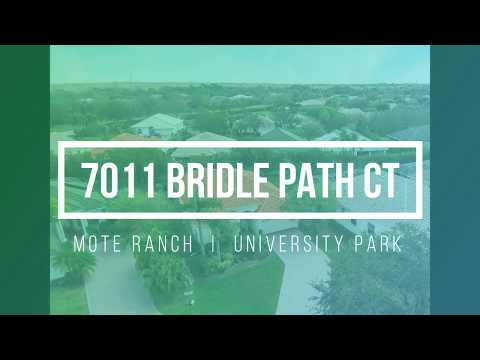 7011 Bridle Path Court, University Park