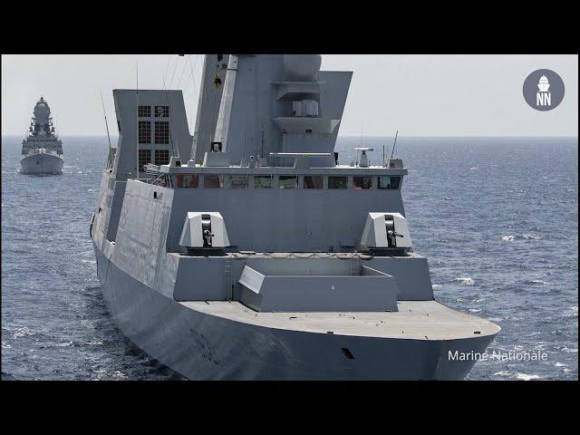 Naval News Monthly Recap - April 2021