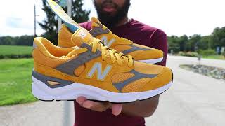 New Balance X-90 (Dope or Nope) + On Foot