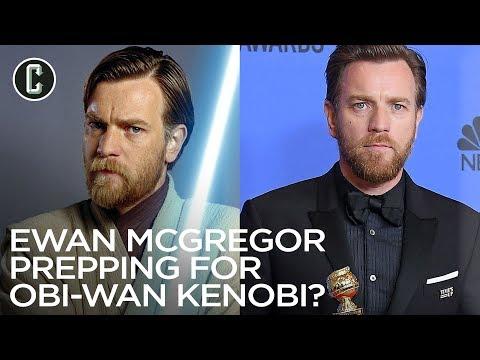Is Ewan McGregor Prepping for an ObiWan Kenobi Movie?