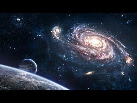 Relaxing music with images of the cosmos in HD - Música relajante con imágenes del cosmos en HD