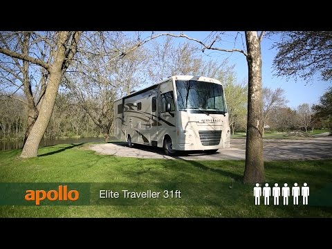 Apollo Elite Traveller 31ft