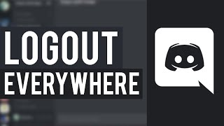 How To Logout oḟ Discord on All Devices