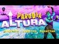 DANCE CON ALTURA - ROSALIA , J Balvin ft El Guincho - YouTube