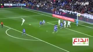 اهداف مباراة الريال مدريد الاخيرة