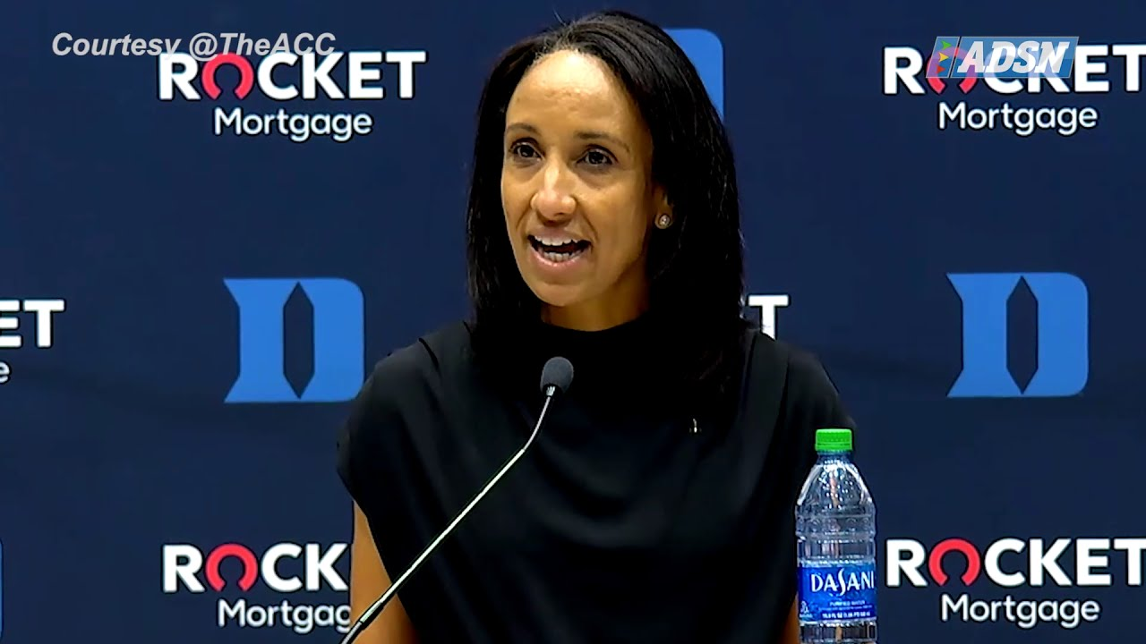 Nina King begins reign at Duke with message of empowerment, inclusion