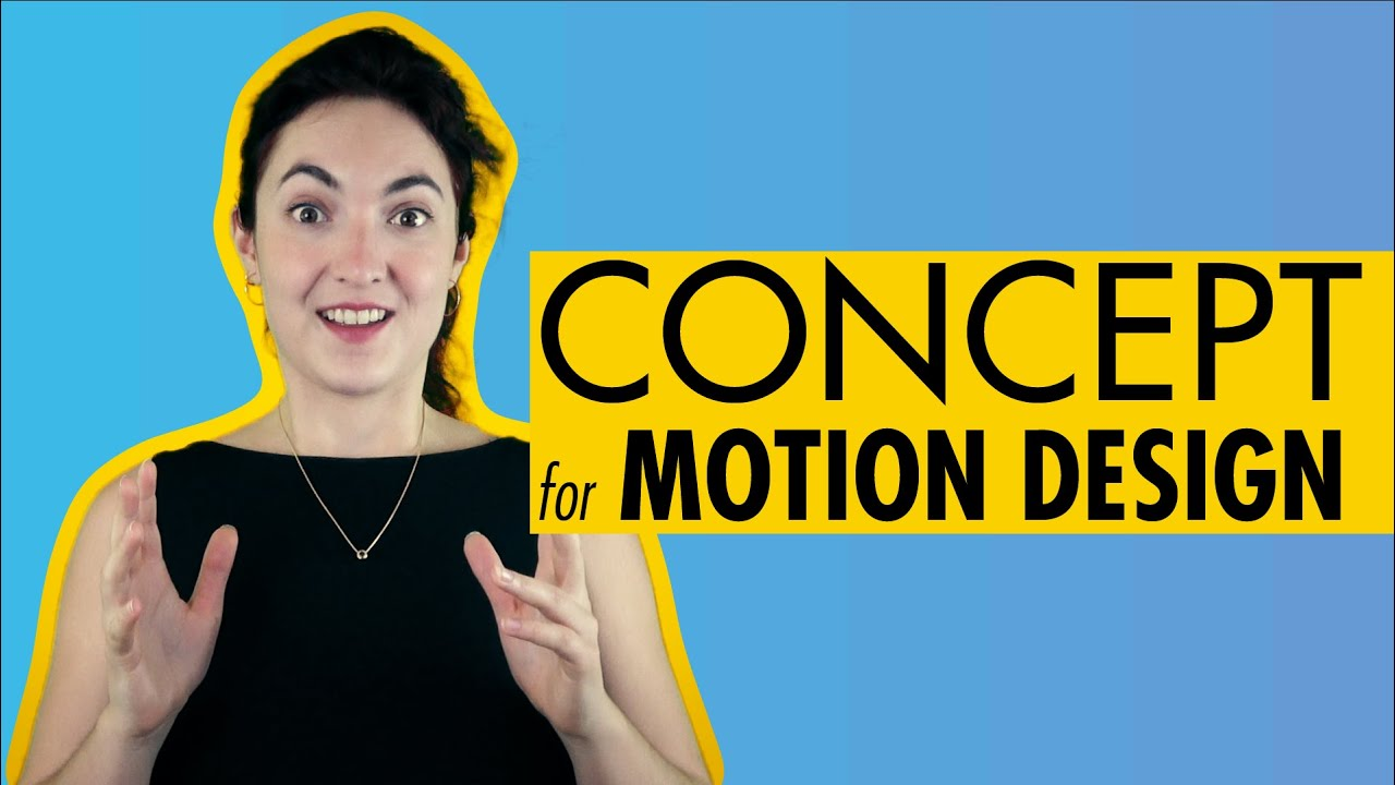 How To Start A Concept Development Process for Motion Graphic Design