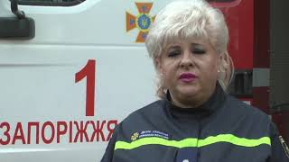 м. Запоріжжя: внаслідок пожежі загинули 3 людини та 1 постраждав