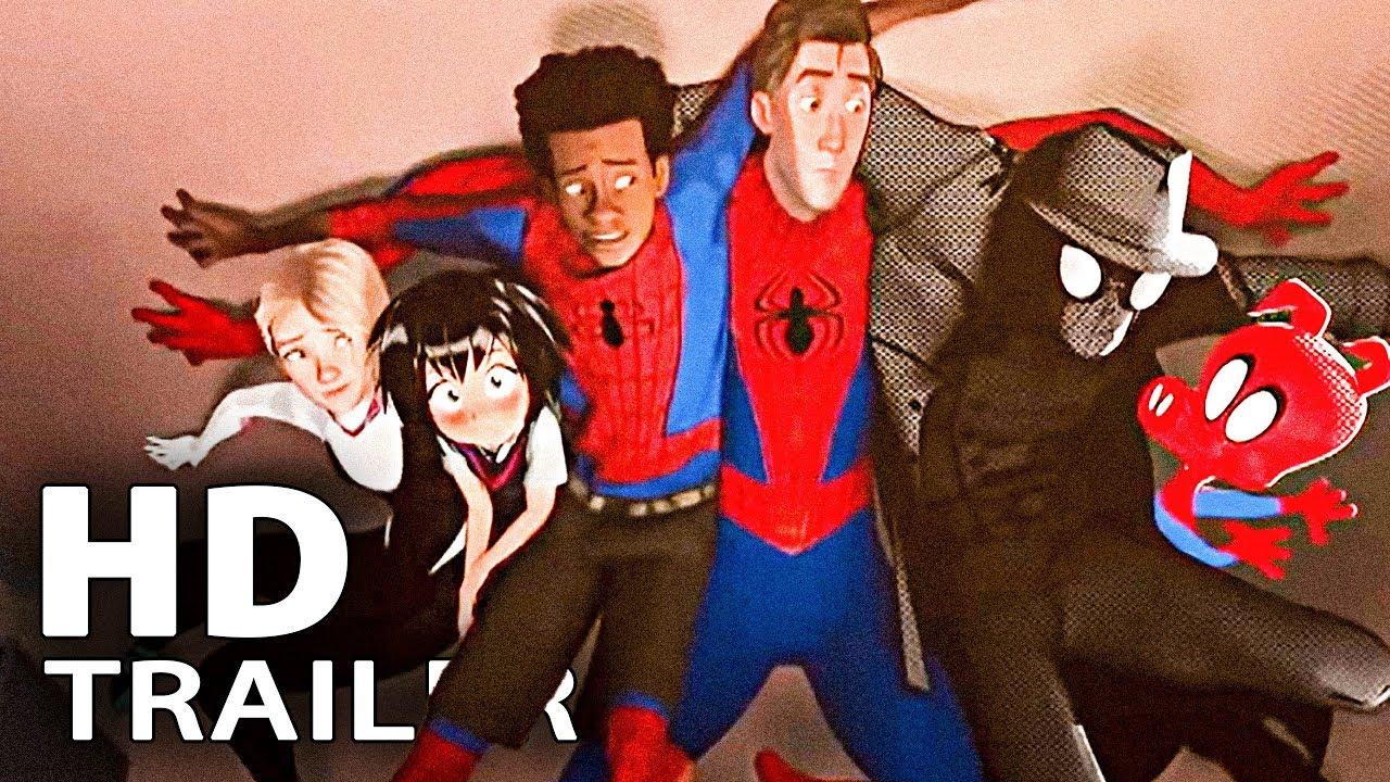 Spiderman New Universe