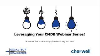 Accelerate Your Understanding of the CMDB