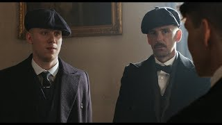 The Russians are examining Shelby brothers | S03E05 | Peaky Blinders.