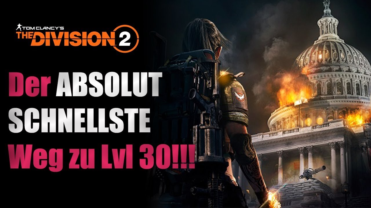 The Division 2 Tipps