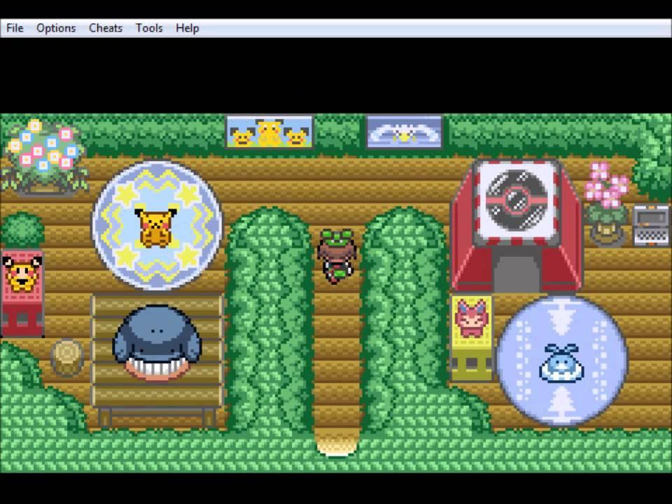 7f2bf495ec0 Pokemon Emerald - My Secret Base - YouTube
