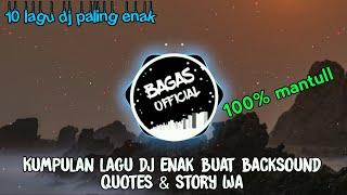 Gambar cover Kumpulan Lagu DJ Enak Buat Backsound Quotes part 7