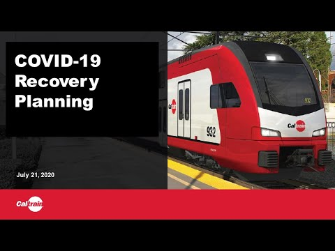 Caltrain Business Plan Equity Framework Public Meeting