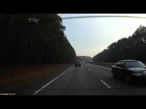 "North Carolina State Highway Patrol ""SHP-158"" Speeding to the Office!"