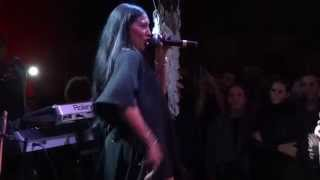 Melanie Fiona - Medley (Reggae/Ragga) {Live@Bizz